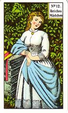 Significado de las Cartas del Tarot Gitano 26