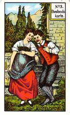 Significado de las Cartas del Tarot Gitano 9