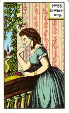 Significado de las Cartas del Tarot Gitano 17