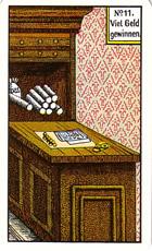 Significado de las Cartas del Tarot Gitano 24