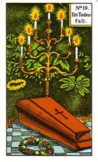 Significado de las Cartas del Tarot Gitano 30