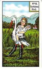 Significado de las Cartas del Tarot Gitano 27