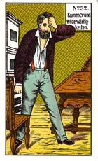 Significado de las Cartas del Tarot Gitano 22