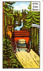 Significado de las Cartas del Tarot Gitano 10
