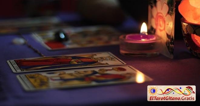 Tirada del Tarot Gitano Gratis Online 8