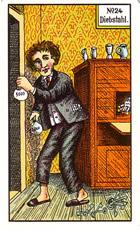 Significado de las Cartas del Tarot Gitano 8